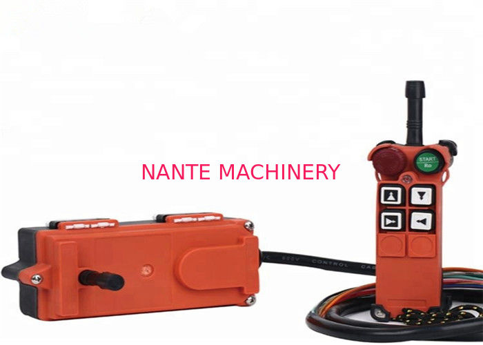 F24-12D Telecrane Universal Industrial crane remote control wireless radio controller for crane